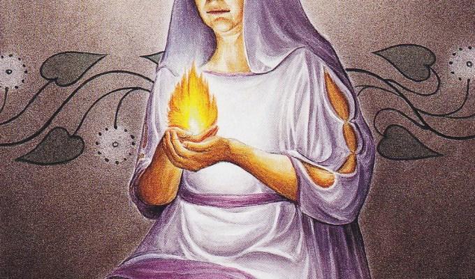 不只是灶神:人與神的紐帶,最初的女祭司--赫斯緹雅 Hestia