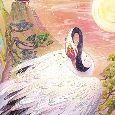 【巫日書】2020年5月‧平衡與輕盈的使者.仙鶴