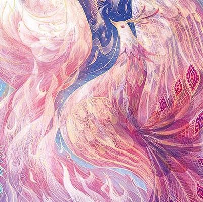 【巫日書】2020年10月‧重生與生命的火焰.鳳凰