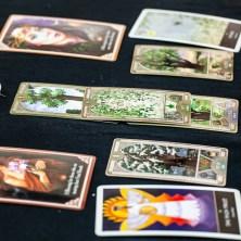 儀式結束後,抽牌確認儀式是否確實完成,也聽取女神的神諭。 關於神喻的完整解說,請看這裡:http://bit.ly/2TUR0PN