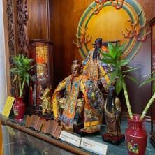 大觀音亭的觀音很有人味,採用觀音為妙莊王三公主的傳說。