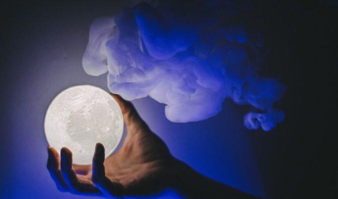 2020/10/31 藍月重生夜:釋放糾結,轉化重生