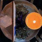 這次大家的蠟燭都燒得很好喔!沒有人中途熄火或者發生奇怪意外,一切都很平靜。