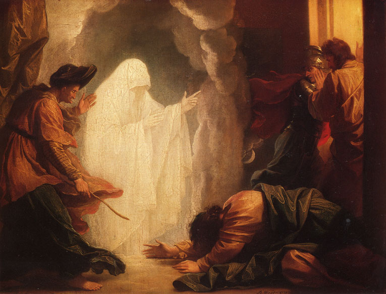 What are Ghosts? Demons, delusions or the disembodied dead?