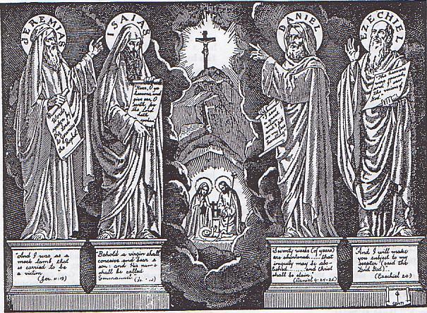 Seers and Prophets - Seers See