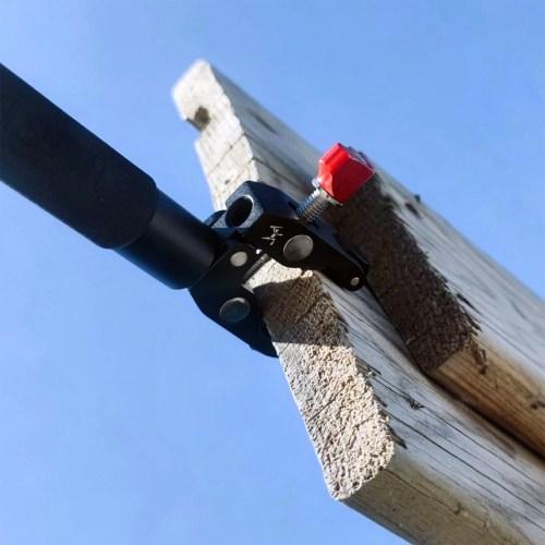 Bushman Monkey Clamp on Timber