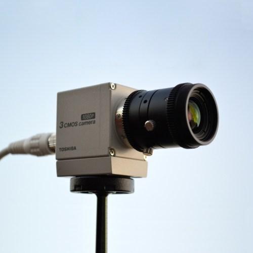 Canon IK-HD5H 3-CMOS Camera with Fujinon TF4XA-1 lens