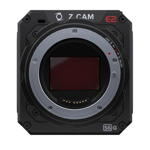 ZCAM E2 S6G Camera front view