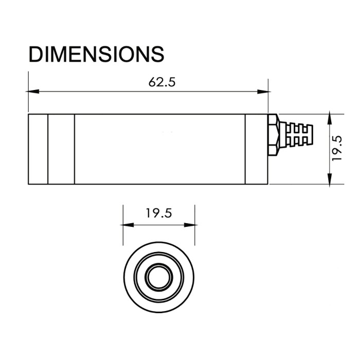 Marshall CV226 Camera Drawing