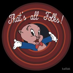 Image result for that's all folks