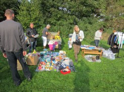 Seest Borgerforening - Bagagerumsmarked 3 - 2014.09.19