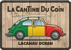 La cantine du coin, Lacanau Océan