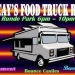3rd Food Truck Rally Is August 20th