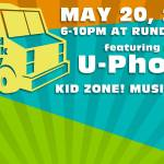 U-Phonik Band Line Up for Tega Cay's Food Truck Rally May 20