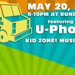 Tega CAy Food Truck Rally MAy 20th