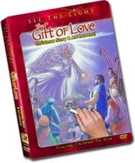 The Gift of Love - DVD cover