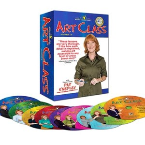 See the Light Art Class 9-DVD Boxed Set
