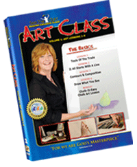 See the Light's Art Class DVD 1 - The Basics