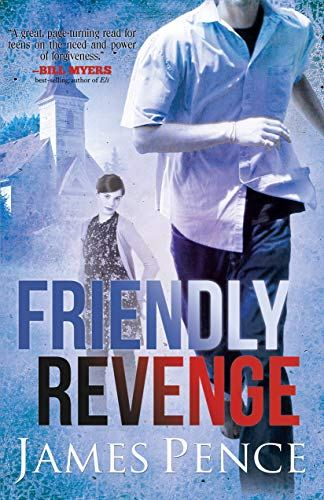 """Book cover: """"Friendly Revenge"""" by James Pence"""