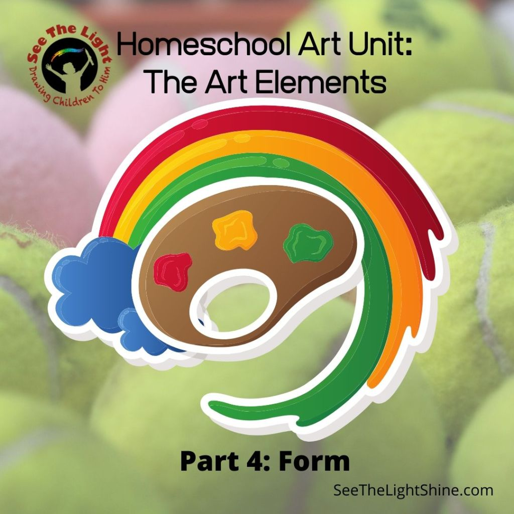Art Elements 4 - Form