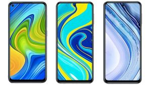 Redmi Note 9 vs Redmi Note 9 Pro vs Redmi Note 9 Pro Max: Price, Specifications Compared