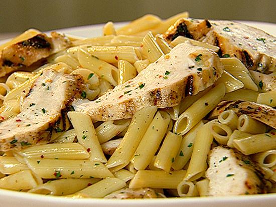 NY-0203 Easy Lemon Pasta with Chicken