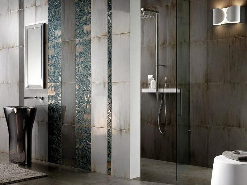Bathroom Tiles Design With Attractive Style