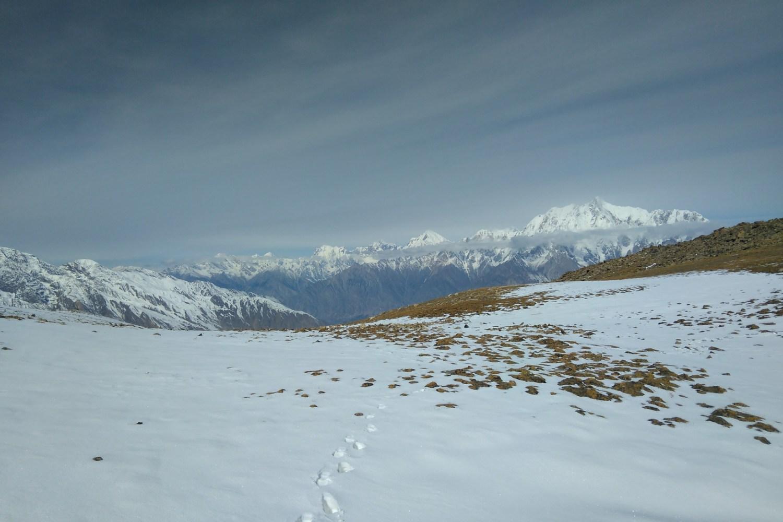 Rush Lake Track