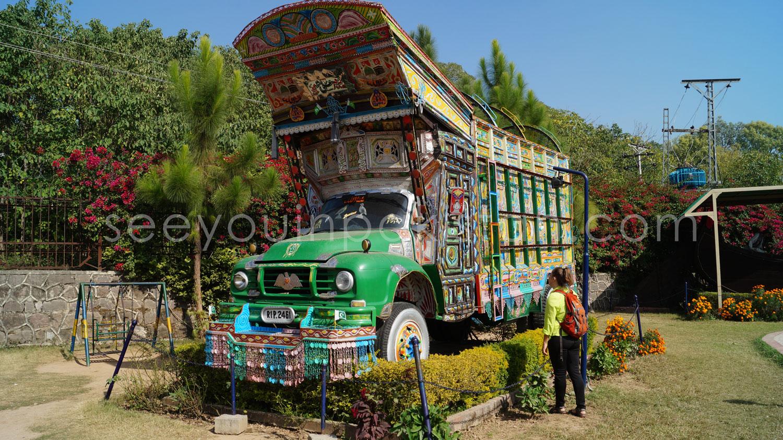 Звенящие грузовики Пакистана