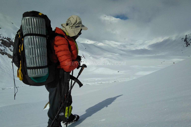 Asumbar Pass Trekking