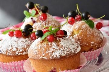 Áfonyás citromos muffin Séfbabér