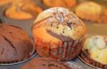 Túrós csokis muffin Séfbabér