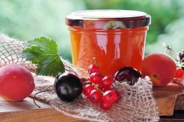 Kocsonyás gyümölcsízek Séfbabé