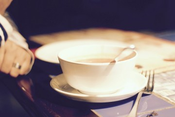 Rizskrém leves Séfbabér