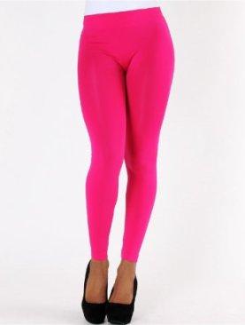 Body tight legging-Hot Pink