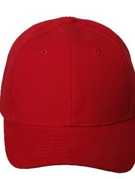 Baseball cap-Red.