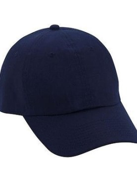 Baseball cap-Navy Blue.