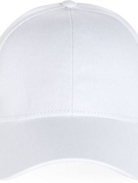Baseball cap-White.