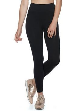 Women's original leggings-Black.