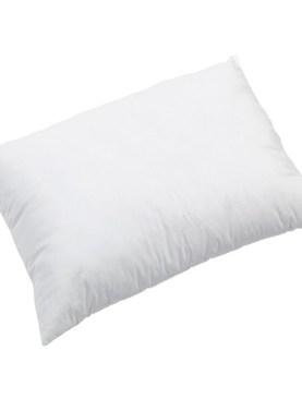 Hollow fiber pillow-White.