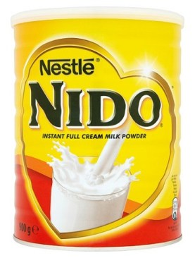 Nido instant full cream milk powder-500 G.