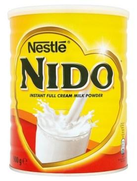 Nido instant full cream milk powder-500 G.