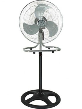 Super strong industrial fan-Black&Silver