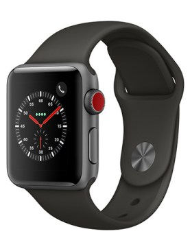 Apple watch series 3 Aluminium.