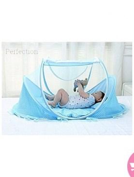 blue baby net