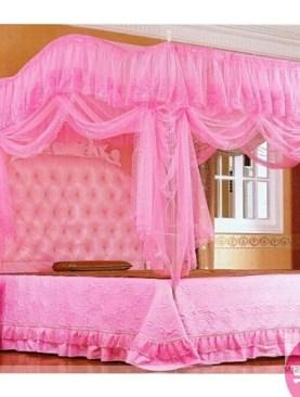 fancy pink net-6x6
