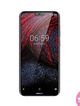 Nokia 6.1 Plus 5.8-Inch (4GB, 64GB ROM), 12MP + 16MP, Dual Sim, 4G Smartphone - Black,gold,silver.