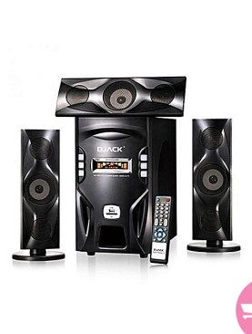 Djack 3.1 channel sound system-Black