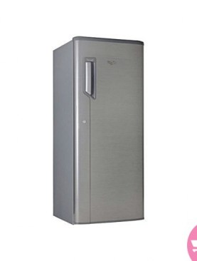 Whirlpool Single Door Refrigerator 189 Liters- Silver