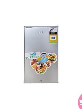 ADH 90 Liters Single Door Refrigerator - Silver.